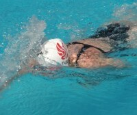 The MommyDDS Fitness Challenge:  Swimming